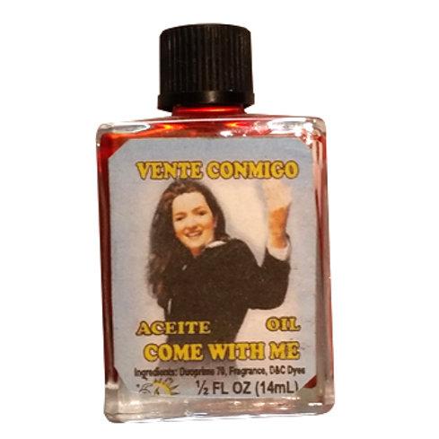 Vente Conmigo/Come With Me Fragranced Oil - 0.5oz