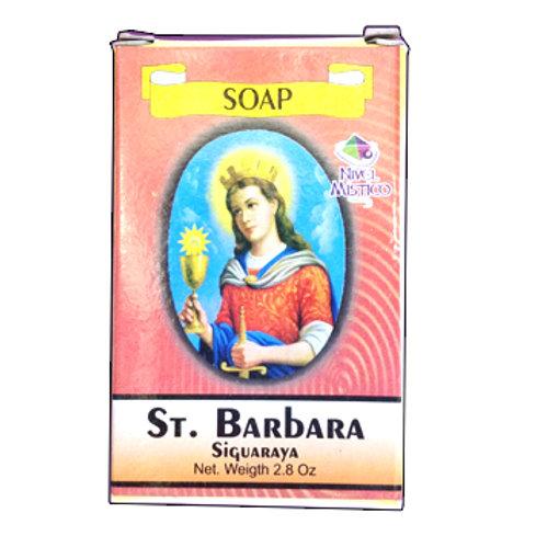 Jabon St. Barbara 2.8oz