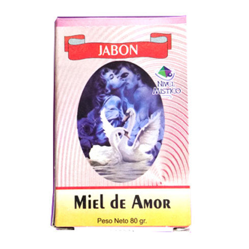 Jabon Miel de Amor 2.8oz
