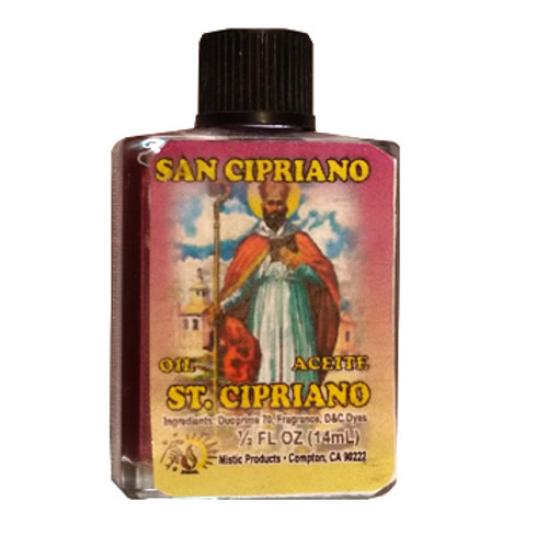 San Cipriano Fragranced Oil - 0.5oz