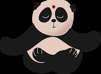 Kids Yoga Teacher Panda