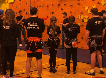 Beginner & Intermediate Climbing Courses Launched!