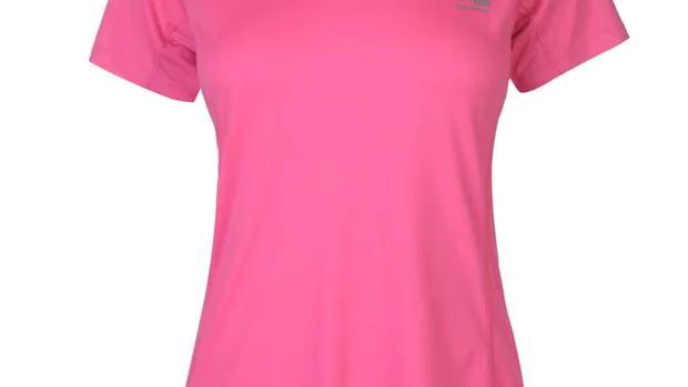 Climbing Academy (Ladies Short Sleeve T-Shirt)