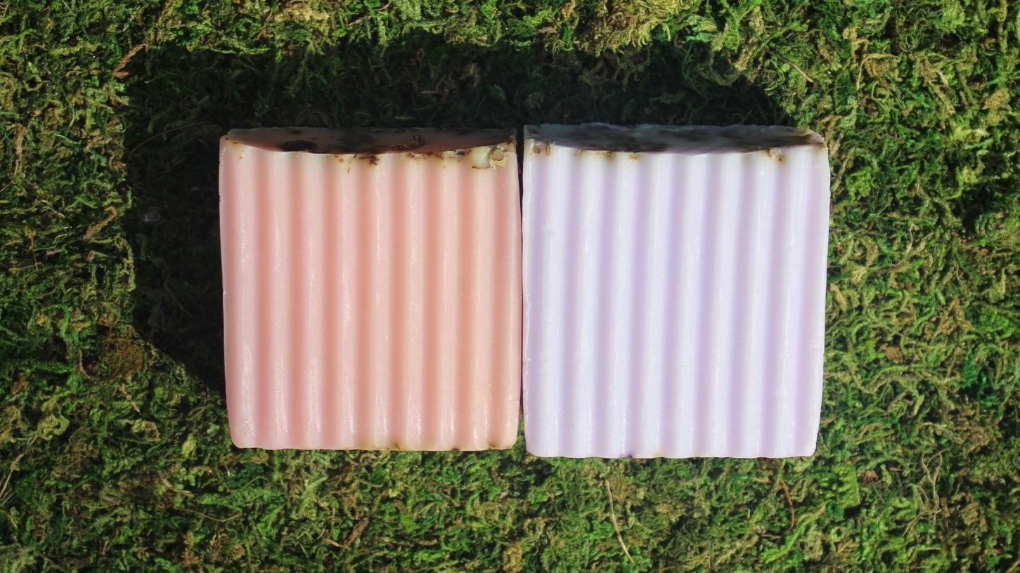 Rose & Lavender Soap Bars