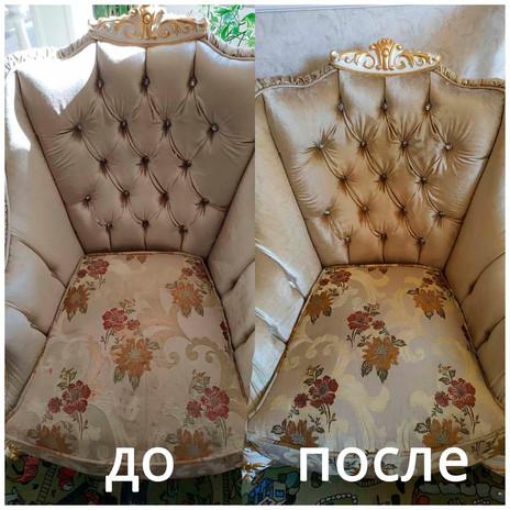 Химчиска мягкой мебели, химчистка дивано