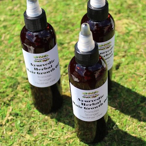 AYURVEDIC HERBAL HAIR GROWTH OIL
