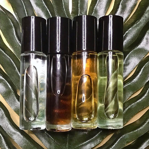 Fruity Body Oils