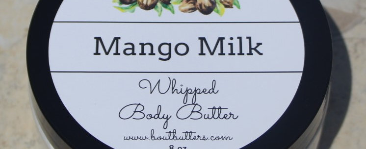 FRUITY WHIPPED BODY BUTTERS