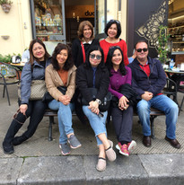 Group in Cefalù