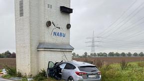 Verkehrsunfall in Bösinghoven