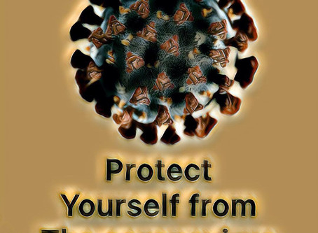 Spiritual and Natural protection from the Coronavirus