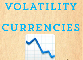 Low Volatility Currencies