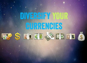 Diversify Your Currencies