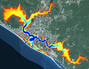 GIS analysis, Florida