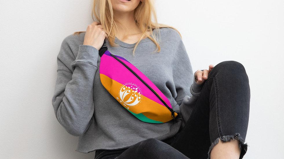 GEMS Color Stripe Fanny Pack
