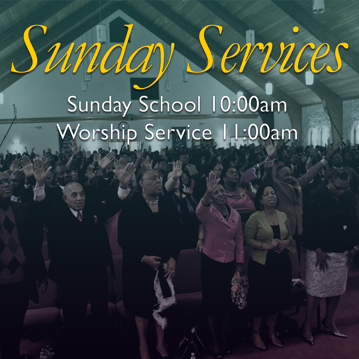 Sunday Services2