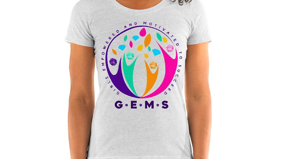 GEMS (Color) Women's short sleeve t-shirt