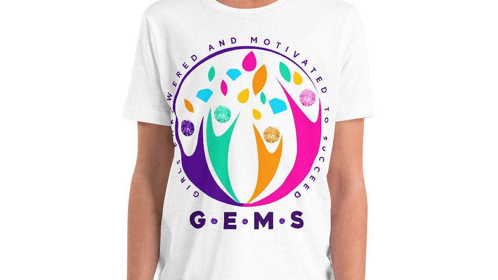 GEMS (Color) Youth Short Sleeve T-Shirt