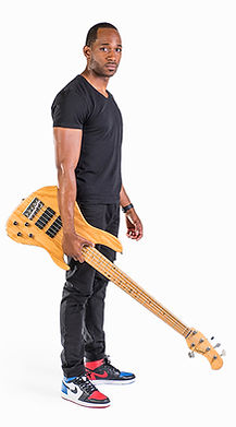 chelton grey professional bass player