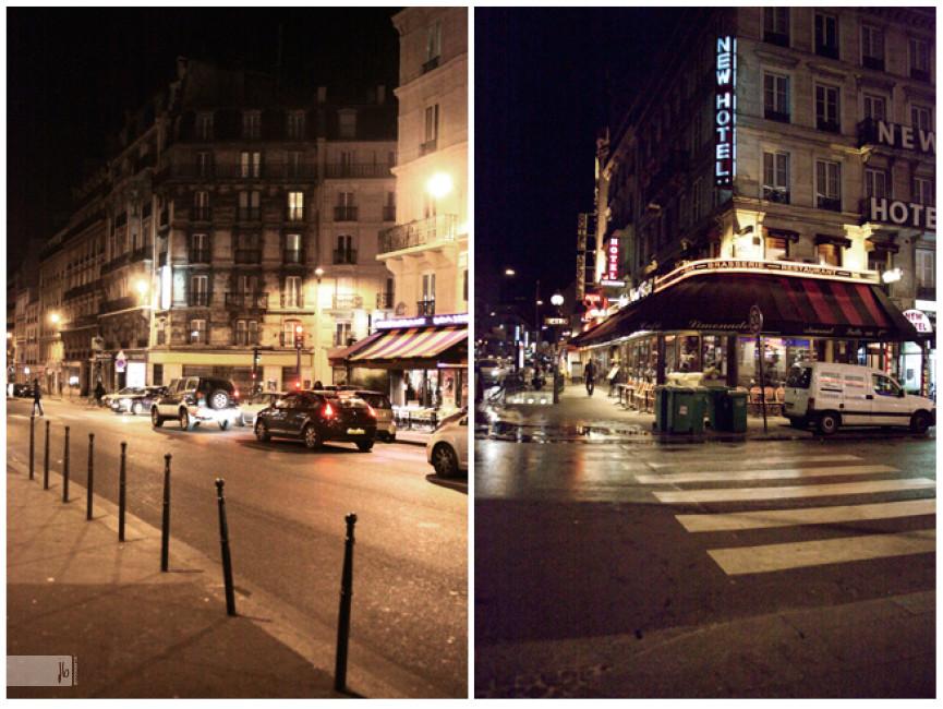 Paris bei Nacht, Paris at night