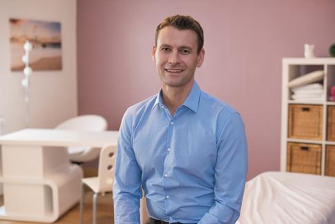 Stefan Rieth, startherapie