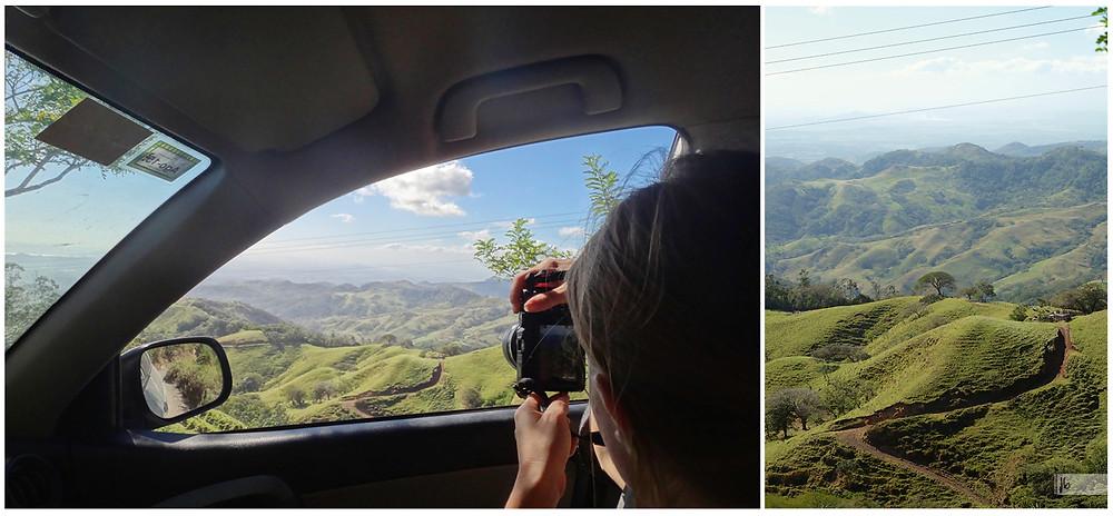 Berglandschaft Costa Ri