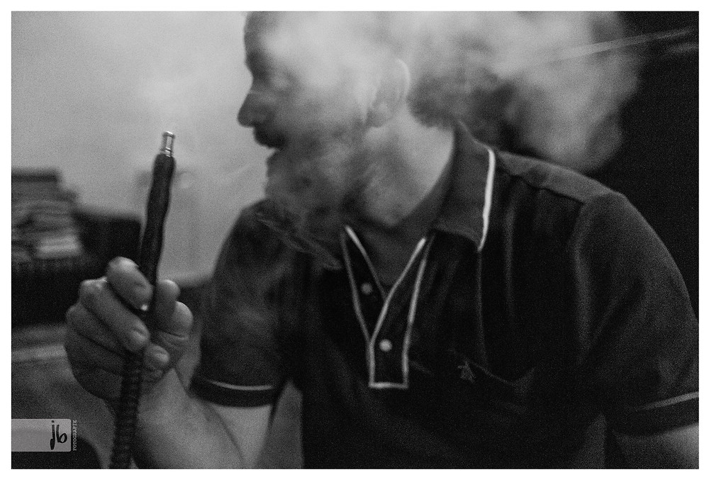 Shisha rauchen