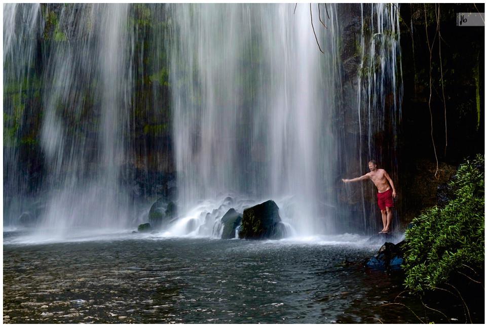 Ilanos de Cortés Costa Rica, Costa Rica, Wasserfall