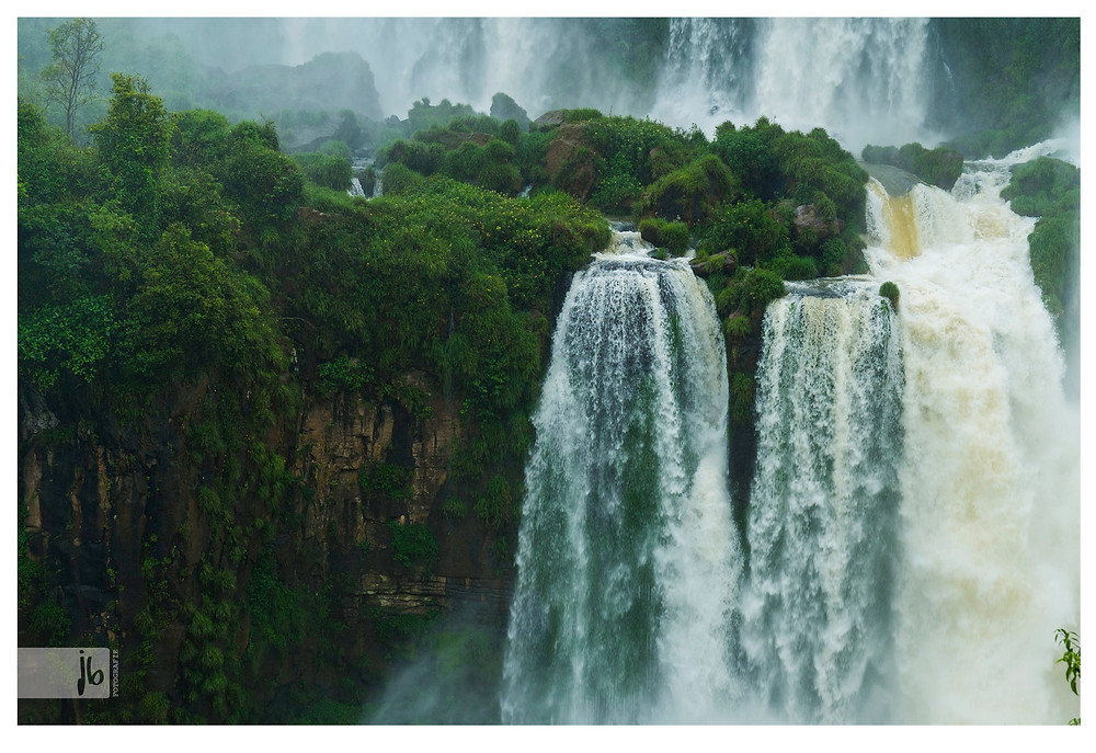 Iguazufälle Wasserfall, Argentinien