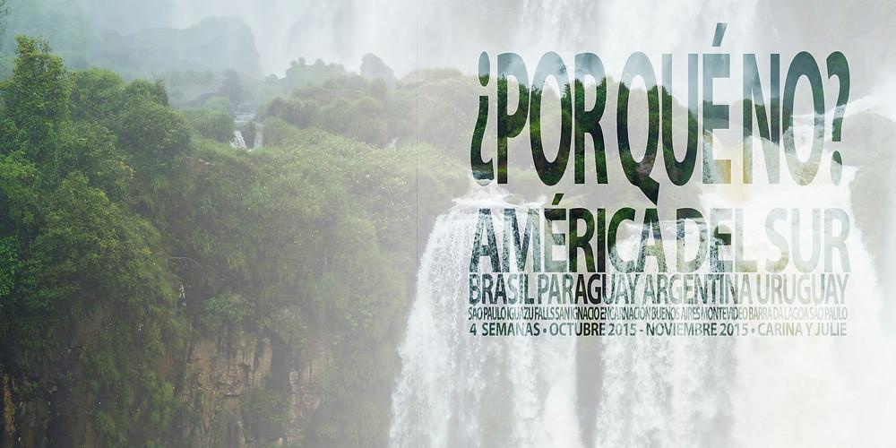 Salz auf Reisen,Iguazufälle, Wasserfall Iguazu Argentinien