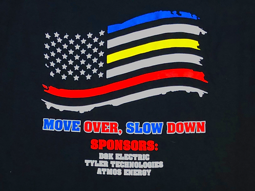 Move Over, Slow Down Tee