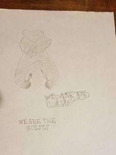 The Original Wembly Sketch