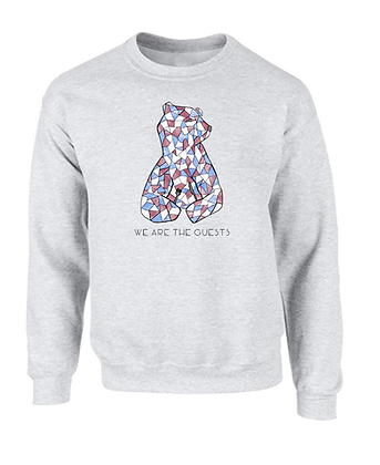 'Wembly' Comfy Crewneck Sweatshirt