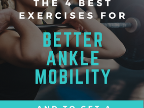 The 4 Best Exercises For Better Ankle Range Of Motion
