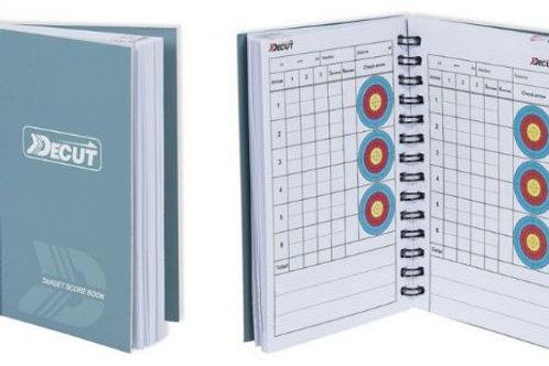 Decut Target Score Book
