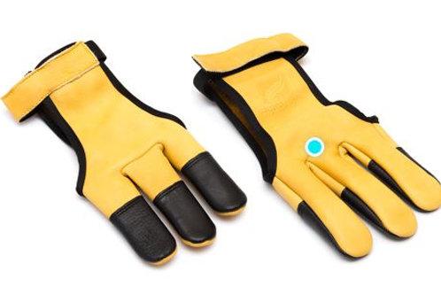 White FeatherShooting Glove Size SM