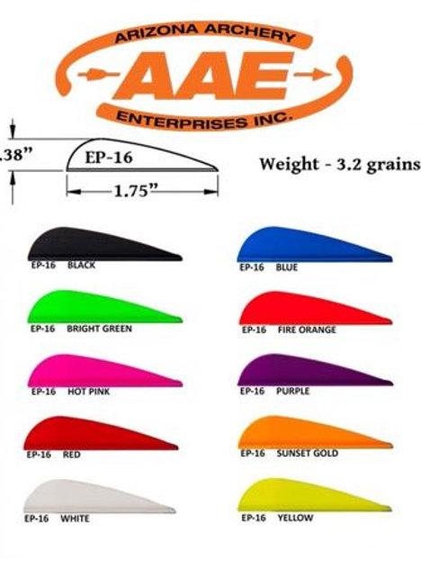 AAE Plastifletch Vanes