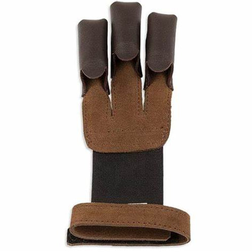 Buck Trail Suede / Leather shooting glove
