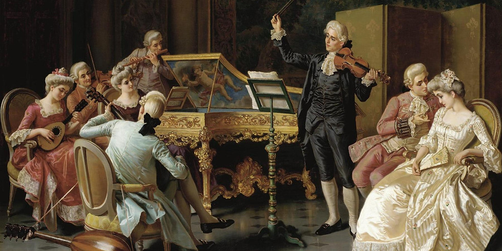 Pièces de clavecin en concerts - J.P. Rameau