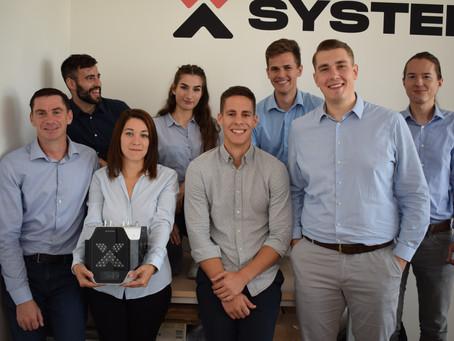 A világ legrangosabb dizájnversenyén nyert díjat a Széchenyi István egyetemi mérnökcsapat