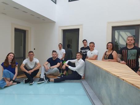 A győri egyetem hallgatói segítik a TSPC Csoportot Budapest legnagyobb egészségügyi fejlesztésében