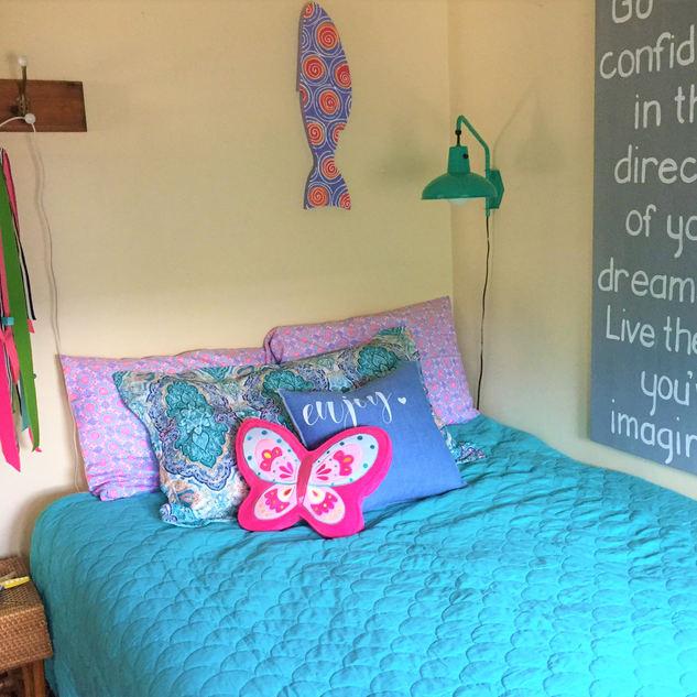 2nd Bedroom Comfort