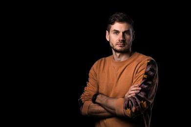 Studio Portrait | Michel