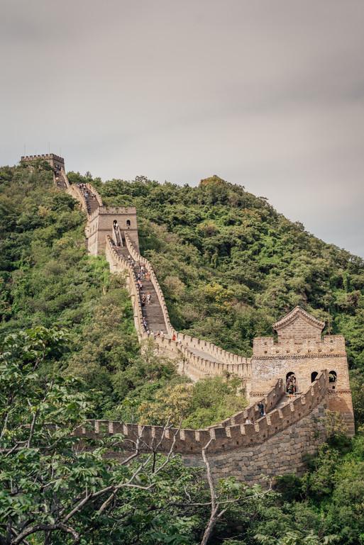 Reisedoku | Great Wall, China