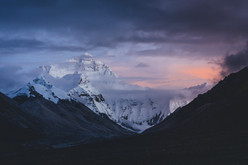 Reisedoku | Mount Everest, Tibet, China