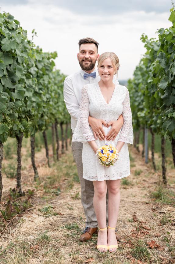 Wedding Story | Kathrin + Simon