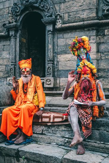 Reisedoku | Gurus, Nepal