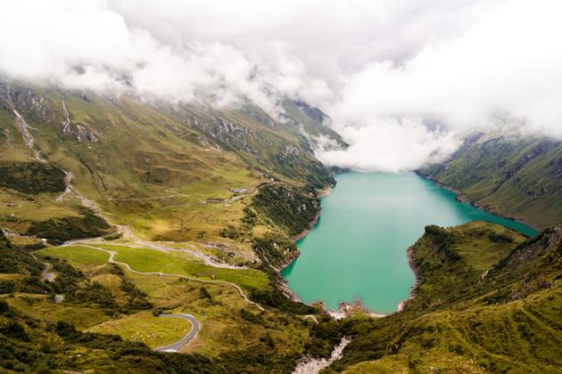 Reisedoku | Stausee Wasserfallboden, Österreich
