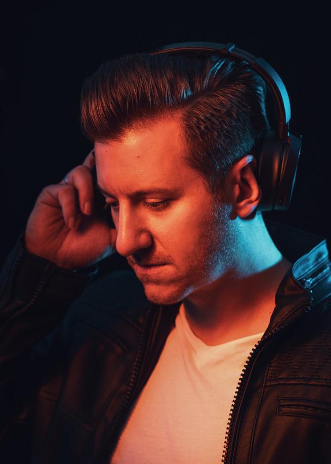 Studio Portrait | DJ Tim D