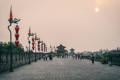 Reisedoku | Xi'an, China